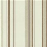 Vliesové tapety na stenu Spotlight - pruhy hnedé