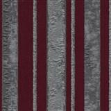Vliesové tapety na stenu Studio Line - Opulent pruhy strieborno-červené s leskom