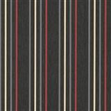 Vliesové tapety na stenu Tribute - pruhy červené, okrové, sivé