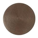Vinylové dekoratívne prestieranie na stôl Deco ružovo zlaté 41 cm