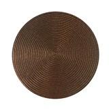 Vinylové dekoratívne prestieranie na stôl Ambiente bronzové 38 cm