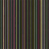 Papierové tapety na stenu X-treme Colors - prúžky farebné na čiernom podklade