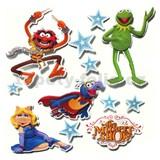 3D samolepky na stenu detskej Muppet Show