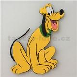 3D Penová dekorácia na stenu pes Pluto