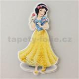 3D dekorácie na stenu princezná Snehulienka