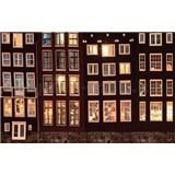 Luxusné vliesové fototapety Amsterdam - farebné, rozmer 418,5 x 270cm