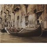 Luxusné vliesové fototapety Venice - sépia, rozmer 325,5 x 270cm