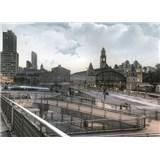 Luxusné vliesové fototapety Sao Paolo - farebné, rozmer 372 x 270cm