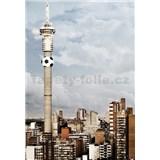 Luxusné vliesové fototapety Johannesburg - farebné, rozmer 186 x 270cm