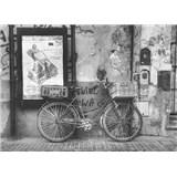 Luxusné vliesové fototapety Buenos Aires - čiernobiele, rozmer 372 x 270cm