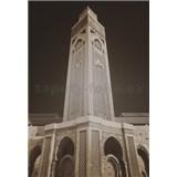 Luxusné vliesové fototapety Casablanca - sépia, rozmer 186 x 270cm