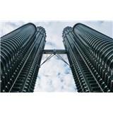 Luxusné vliesové fototapety Kuala Lumpur - farebné, rozmer 418,5 x 270cm