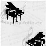 Tapety na stenu Dieter Bohlen klavír
