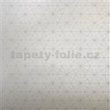 Vliesové tapety na stenu Einfach Schoner 3 geometrický vzor na bielom podklade