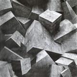 Samolepiaca fólia 3D kocky 45 cm x 10 m