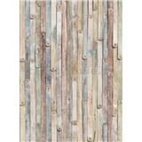 Vliesové fototapety Vintage Wood 184 x 254 cm