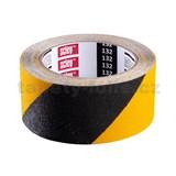 Protišmyková páska Scley 25mm x 5m čierno-žtá