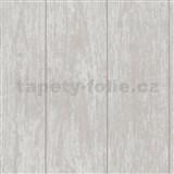 Tapety na stenu Stones and Style - drevený obklad svetlo hnedý