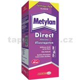 Metylan Direct 400g lepidlo na vliesové tapety, DUO-PACK 2x200g AKCIA