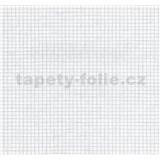 Vinylové tapety na stenu Easy Wall mozaika biela s leskom