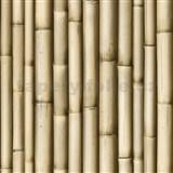 Vinylové tapety na stenu Bluff bambus hnedý