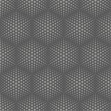 Vliesové tapety na stenu IMPOL Galactik 3D hexagony strieborné na čiernom podklade