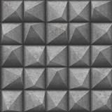 Vliesové tapety na stenu IMPOL Reflets 3D ihlany sivo-strieborné