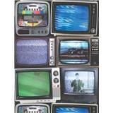 Vliesové tapety na stenu Kaleidoscope televíznej obrazovky