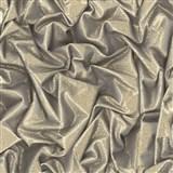 Vliesové tapety na stenu Virtual Vision 3D látka s flitrami hnedá
