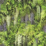 Vliesové tapety na stenu Virtual Vision záhrada kvetov