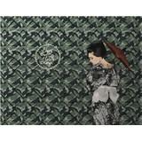 Luxusné vliesové fototapety designová stena rozmer 350 cm x 270 cm