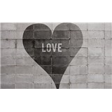 Luxusné vliesové fototapety Love 450 x 270cm