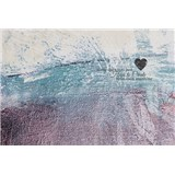 Luxusné vliesové fototapety srdce 400 x 270cm