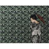 Luxusné vliesové fototapety designová stena BEZ TEXTU rozmer 350 cm x 270 cm