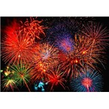 Fototapety Fireworks, rozmer 366 x 254 cm