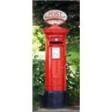 Fototapety Postbox, rozmer 86 x 200 cm