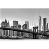 Fototapety Giant Art New York, rozmer 175 x 115 cm - POSLEDNÉ KUSY
