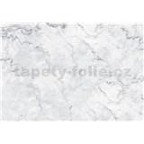 Vliesové fototapety biely mramor, rozmer 366 cm x 254 cm