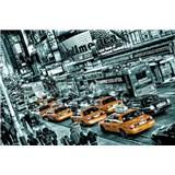 Fototapety Cabs Queue, rozmer 366 x 254 cm
