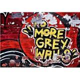 Fototapety No more Grey Walls, rozmer 366 x 254 cm