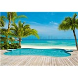 Fototapety Pool, rozmer 366 x 254 cm