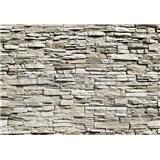 Fototapety kamenný múr The Wall, rozmer 366 x 254 cm