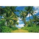 Fototapety Island in the Sun, rozmer 366 x 254 cm
