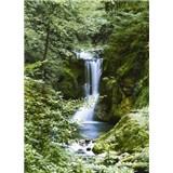 Fototapety Waterfall in Spring, rozmer 183 x 254 cm