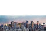 Fototapety New York Skyline, rozmer 366 x 127 cm - POSLEDNÉ KUSY