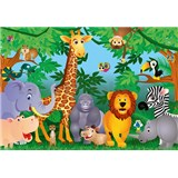 Fototapety Jungle, rozmer 366 x 254 cm