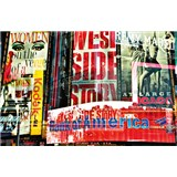 Fototapety Times Square Neon Stories, rozmer 175 x 115 cm - POSLEDNÉ KUSY