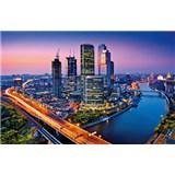 Fototapety Moscow Twilight