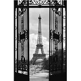Fototapety La Tour Eiffel 1990