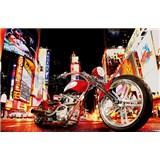 Fototapety Midnight Rider, rozmer 175 x 115 cm